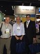Dr. Alan Diego Negretto (Santa Maria - RS), Dr. Baruch Kuppermann (Irwine -CA), Dr. Amilton Irigaray (Joinville - SC)